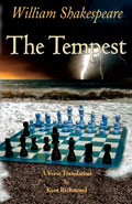 The Tempest: A Verse Translation cover