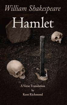 Hamlet: A Verse Translation--Book Cover
