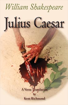 Julius Caesar: A Verse Translation Cover