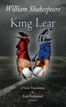 King Lear: A Verse Translation book cover