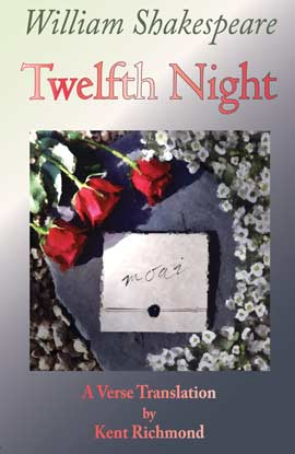 Twelfth Night Book Cover